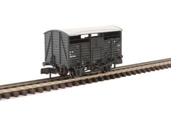 373-261B 8 Ton Cattle Wagon GWR Dark Grey