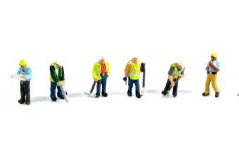 379-312 Civil engineers - pack of 6