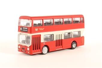 379-607 Leyland Atlantean Plymouth City Transport