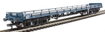 38-901 BR Mk1 carflat wagon in BR Blue