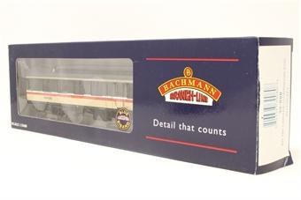 39-080-PO18 BR Mk1 BSK brake 2nd corridor in Intercity livery - Pre-owned - Good box