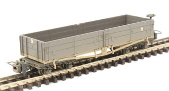 393-051A Bogie open wagon in Nocton Estates Railway grey - weathered