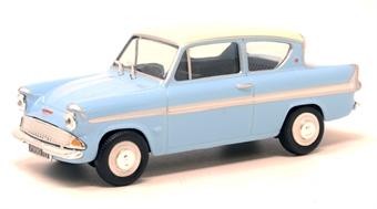 417260 Ford Anglia Light Blue