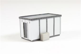42-177 Line Side Control Cabin
