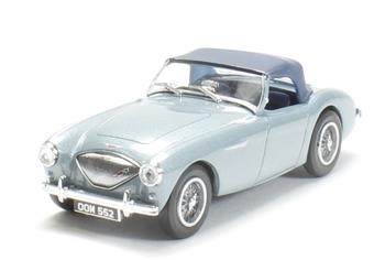 43AH1001 Austin-Healey 100 BN1 [Hood] Healey Blue