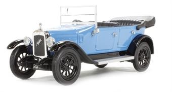 43AHT004 Austin Heavy Twelve in Kingfisher blue