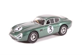 43AMZ002 Aston Martin DB4GT Zagato 2 VEV (Jim Clark Goodwood 1961)