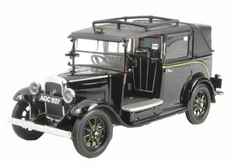 43AT001 Austin Low Loader Taxi in Black