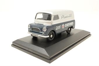 43CA022-PO Bedford CA Van - 2008 Platinum Members Special Edition - Pre-owned - Missing sleeve - Poor box