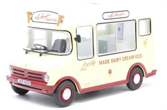 43CF002 Bedford CF Ice Cream Van/Morrison Hockings