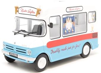 43CF003 Bedford Cf Ice Cream Van Mr Softee
