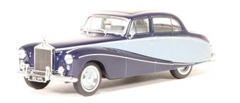 43EMP002 Rolls Royce silver cloud/hooper empress two tone blue