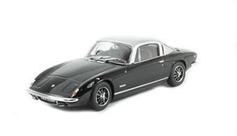 43LE004 Lotus Elan + 2 in black & silver