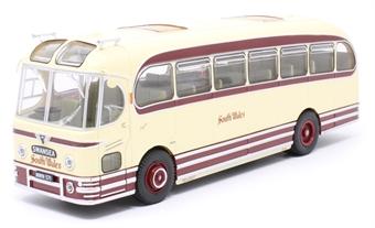 43WFA001 Weymann Fanfare - South Wales - 25 Years of Oxford Diecast