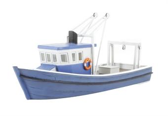 44-557 Small fishing boat