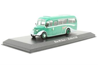 "4642103-PO10 Bedford OB Duple Vista - ""Dewsway Tours"" - Pre-owned - Good box"