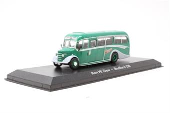 "4642103-PO11 Bedford OB Duple Vista - ""Dewsway Tours"" - Pre-owned - Good box"