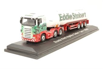 4649113-PO12 Scania R440 Highline Tanker 'Lynn' in Eddie Stobart Livery - Pre-owned - Good box