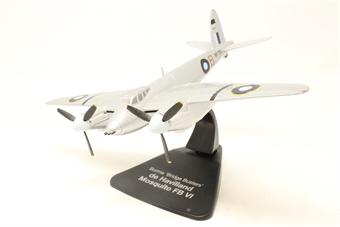 4909326-PO01 De Havilland Mosquito FB VI - Allied Air Assault 1944-45 - Pre-owned - Fair box
