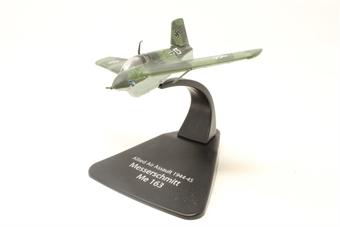 """4909426-PO01 Messerschmitt Me 163 - """"Allied Air Assault 1944-45"""" - Pre-owned - Poor box"""