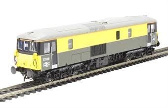 4D-006-006S Class 73 73138 in civil engineers 'dutch' - DCC sound