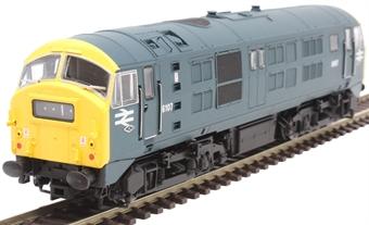 4D-014-003 Class 29 D6107 in BR blue