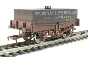 4F-032-016 Rectangular Tank Butler 73 - weathered
