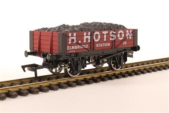 4F-040-017 4 Plank H Hotson 22
