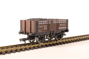 4F-052-017 5 Plank George Harwood 9 Ft Wheelbase