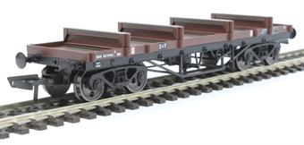 4F-061-005 YRV Bogie Bolster 'E' 923962 in BR S&T bauxite