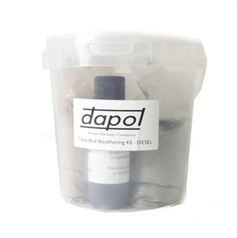 4S000008 Track Bed Weathering Kit - Diesel