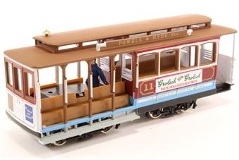 60541 San Francisco Cable Car