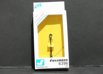 6396 Ornate single lamp lampost