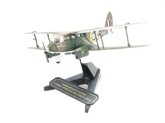 72DR007 De Havilland Dragon Rapide RAF Air Ambulance