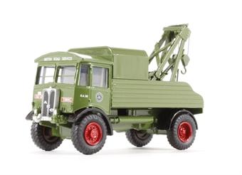 """76AEC006 AEC Matador Wrecker """"BRS"""""""