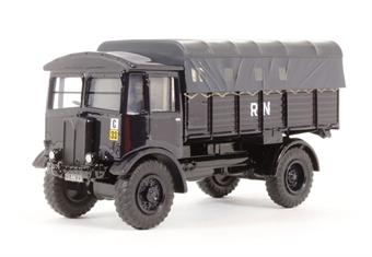 76AEC010 AEC Matador Artillery Tractor Royal Navy.