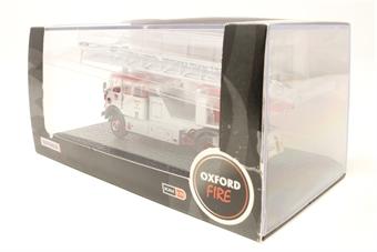 "76AM001-PO05 AEC Mercury TL fire engine ""London Fire Brigade"" - Pre-owned - Good box"