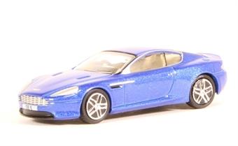 76AMDB9003 Aston Martin DB9 Coupe Cobalt Blue