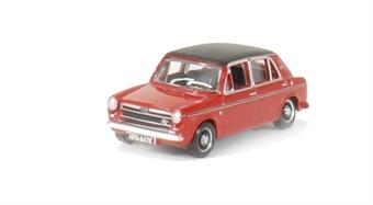 76AUS002 Austin 1300 Flame Red