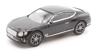 76BCGT003 Bentley Continental GT Onyx black