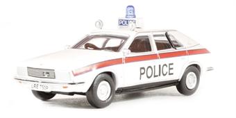 76BLP002 Leyland BL Princess Staffordshire Police