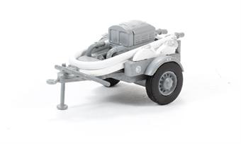 76CCP001 Coventry Climax Pump Trailer Grey NFS