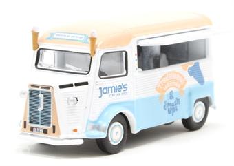 76CIT001 Citroen H Catering Van