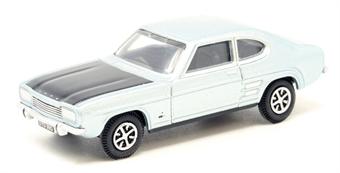 76CP004 Ford Capri Mk1 Blue Mink