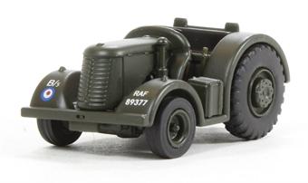 76DBT001 David Brown Tractor - RAF olive