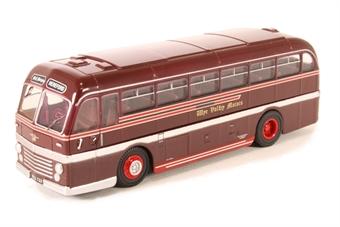 76DR003 Duple Roadmaster Wye Valley Motors