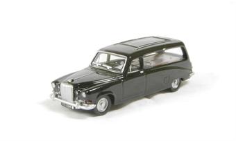 76DS002 Daimler DS420 Hearse in black