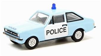 76ESC004 Ford Escort Mk2 - Police