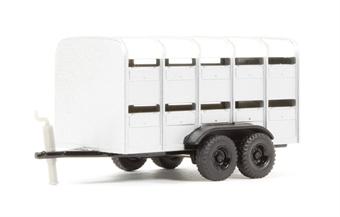 76FARM001 Livestock trailer from 76SET12 triple set