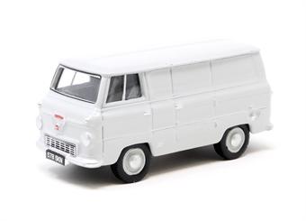 76FDE010 Ford 400E Van Cargo Grey